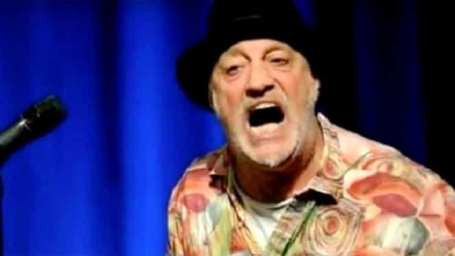 Actorul de stand-up Ian Cognito a murit pe scenă. Spectatorii au crezut că glumește