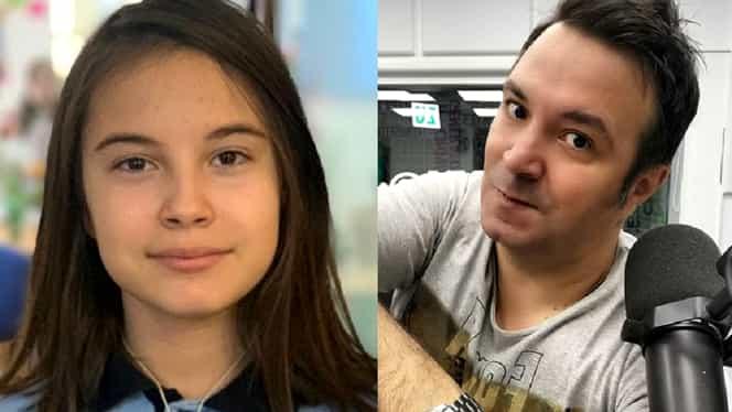 Fiica lui Daniel Buzdugan a moștenit un talent special. Fotografie emoționantă cu Maria