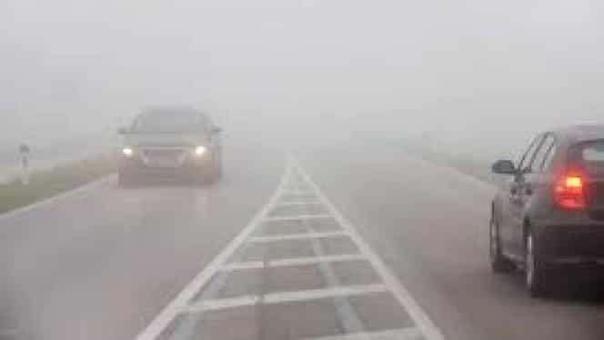 ANM, alertă de vreme severă imediată! Opt judeţe din România sunt sub avertizare