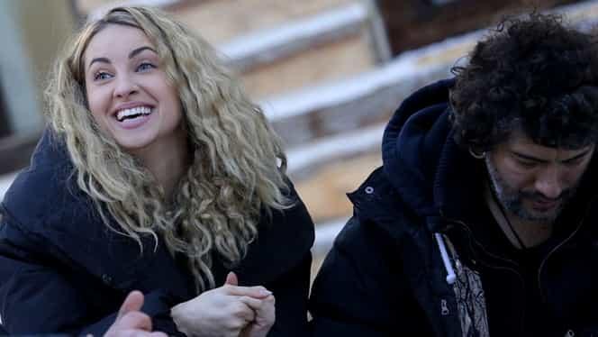 Idilă la Ferma, de la Pro TV! Vali Bărbulescu a invitat-o pe Otniela în oraș
