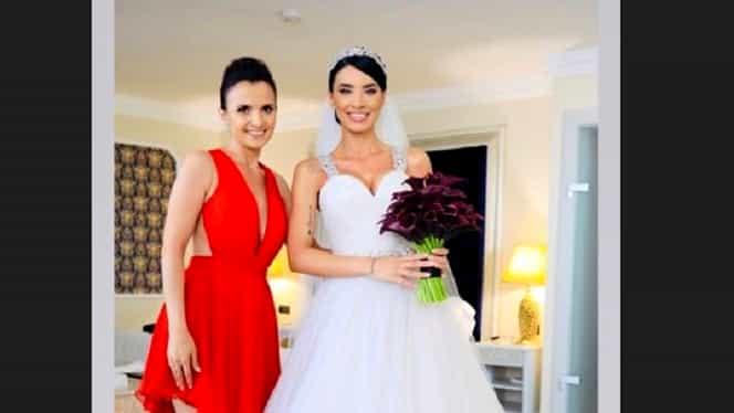 Ce semnifică florile din buchetul ales de Adelina Pestrițu la nuntă! De ce se spune că aduc ghinion