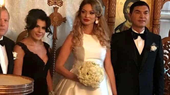 De ce a plâns Valentina Pelinel la nunta cu Cristi Borcea! Cum au reacționat invitații
