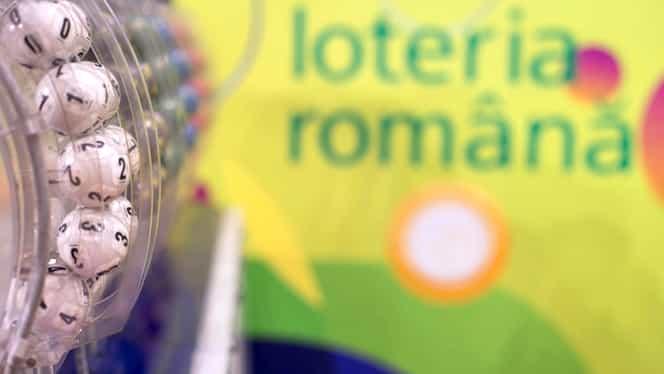 S-a câștigat marele premiu la LOTO! Un român e mai bogat cu 4,8 milioane de euro