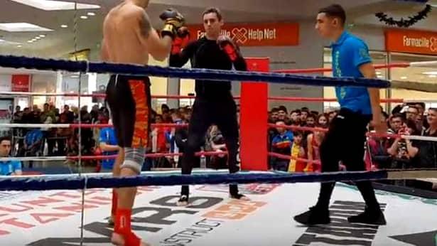 """Prima reacție a lui Mircea Badea după ce a fost facut KO de Tedi Motociclistul: """"Atât vreau să spun!"""""""