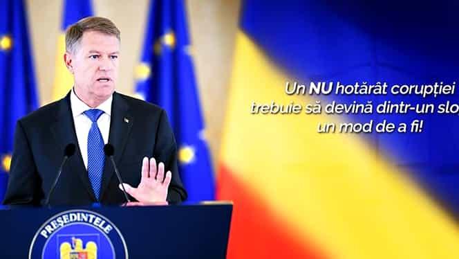 Klaus Iohannis, reacție după ce Viorica Dăncilă l-a poftit afară din ședința de Guvern