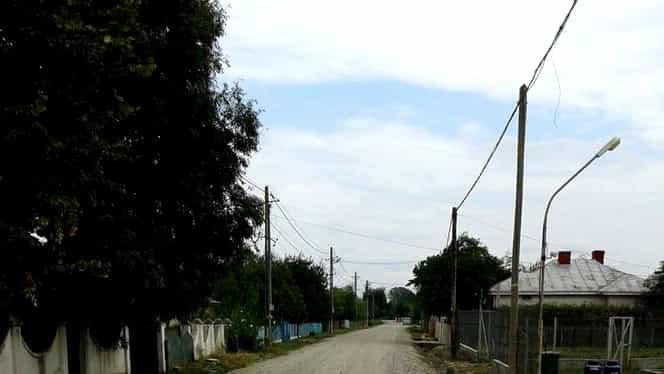Un primar a renunțat la ziua comunei pentru a avea bani de asfaltare!
