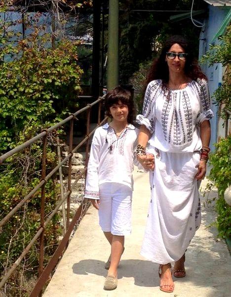 Fiul Mihaelei Rădulescu va învăța la o prestigioasă facultate din SUA. Cât costă un an de studiu