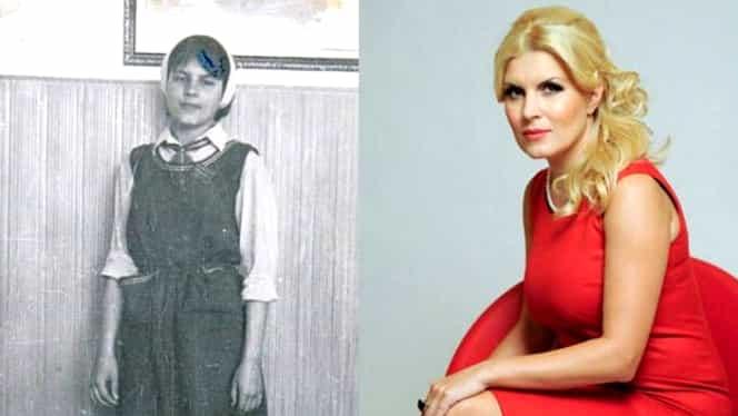 Poze din tinerețea Elenei Udrea! Din adolescenţă a fost o femeie care întorcea toate privirile