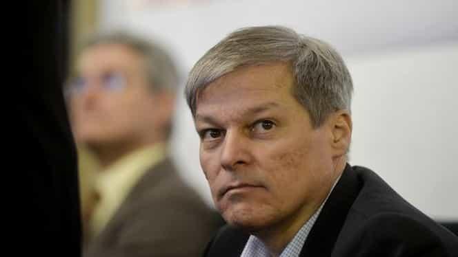 Dacian Cioloș cere mai multă implicare din partea Comisiei Europene în criza generată de lipsa măștilor