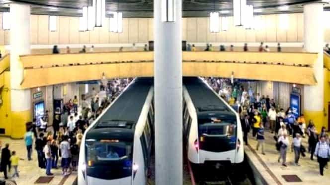Greva de la metrou, anulată! Ce ofertă au acceptat sindicaliştii Metrorex