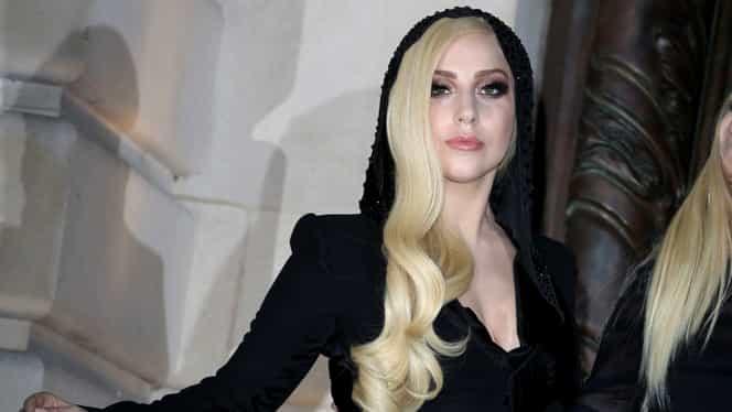 Schimbare spectaculoasă! Lady Gaga are un nou look