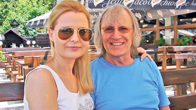 """Soția lui Mihai Constantinescu, despre starea cântărețului: """"Este stabil, dar nu poate fi vizitat"""""""