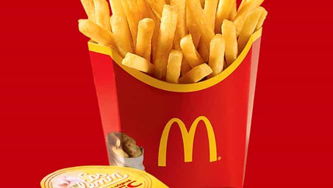 Mesajul uluitor al McDonalds de ziua României! Ce a postat pe Facebook