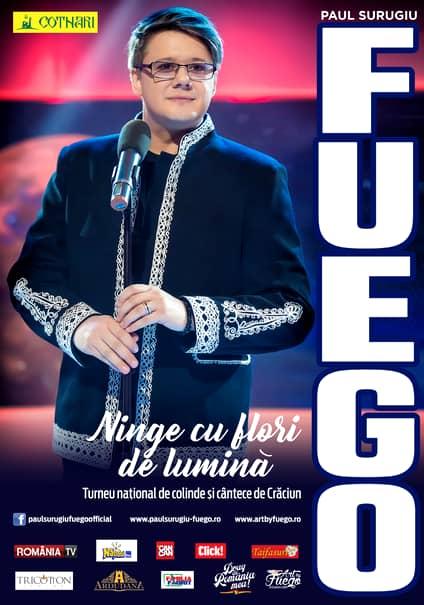 """Interviu Paul Surugiu – Fuego: """"E important să ne-aducem aminte de ce a fost și să rămânem veșnic copii"""" EXCLUSIV"""