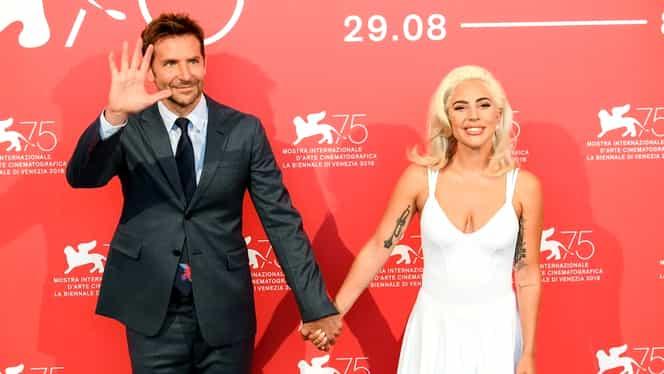 Idilă între Lady Gaga și Bradley Cooper? Relația celor doi a pus-o în alertă pe Irina Shayk