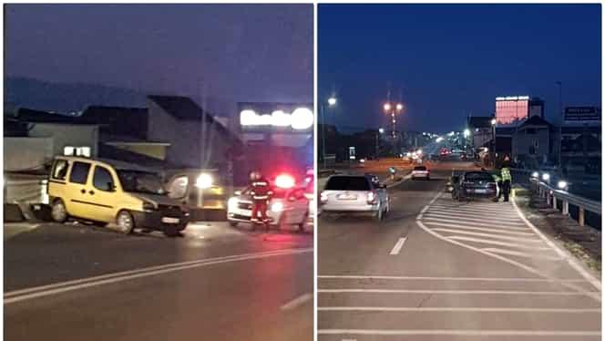 Un bărbat întors din Italia, care ar fi trebuit să stea la izolare, a făcut accident rutier în Vâlcea. Bărbatul se afla sub influenţa băuturilor alcoolice