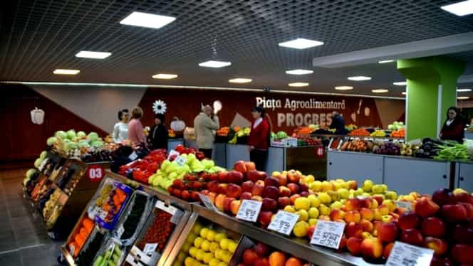 Cercetătorii români au analizat cele mai pericolase legume și fructe. Câte pesticide se găsesc în cartof