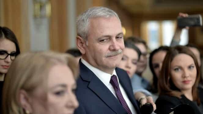 """Liviu Dragnea o laudă pe Viorica Dăncilă: """"Premierul e foarte bine pregătit"""""""