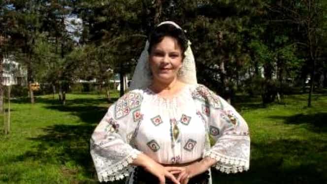 """Doliu în muzica populară românească! A murit Ileana Bacîtea, solistă renumită a Ansamblului folcloric """"Doina Gorjului"""""""