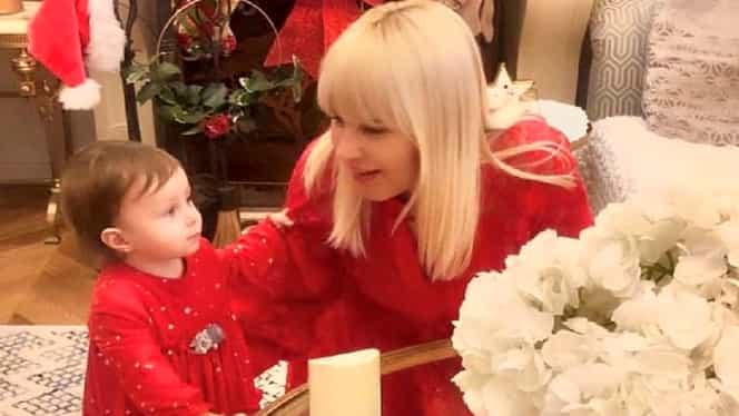 Elena Udrea, o nouă fotografie cu fetița ei, Eva Maria. Fostul ministru a dezvăluit ce povești îi citește micuței sale