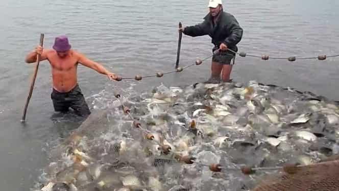 Pescarii pot primi 4 milioane de euro pentru a-şi transforma pasiunea în afacere!