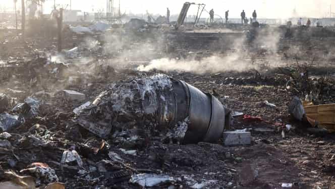 Autoritățile din țara vecină nu exclud varianta că avionul Ukraine Airlines ar fi fost doborât intenționat de către Iran
