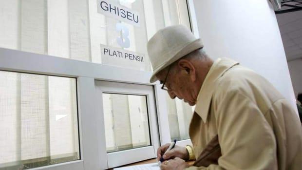 Ce pensii vor fi impozitate, potrivit anunțului făcut deCasa Națională de Pensii