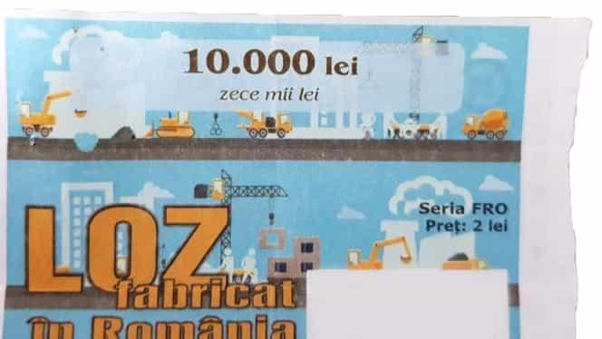 Premii uriaşe câştigate la Loz în plic! Anunţul făcut de Loteria Română