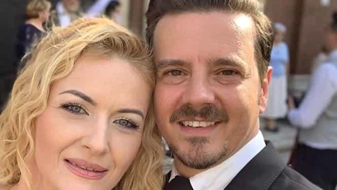 Sora lui Mihai Petre s-a căsătorit! Cum a arătat mireasa la nuntă FOTO