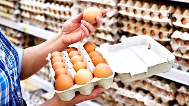 Alertă alimentară! Milioane de ouă contaminate, pe mesele românilor