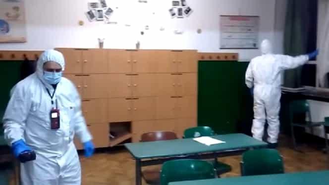 """Încă 11 elevi de la Liceul German din Arad au ajuns la spital intoxicați: """"Poate fi o intoxicație alimentară, poate fi o alergie"""""""