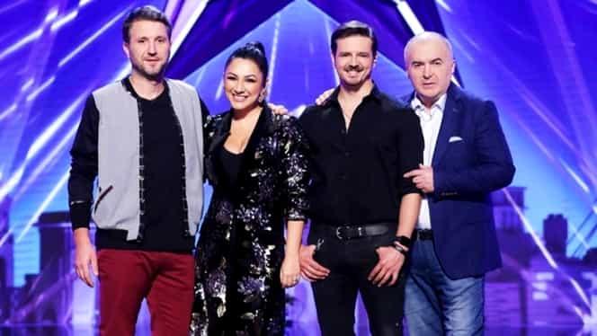 Românii au talent, ediția din 27 martie 2020. Cele mai spectaculoase momente difuzate de Pro TV- UPDATE
