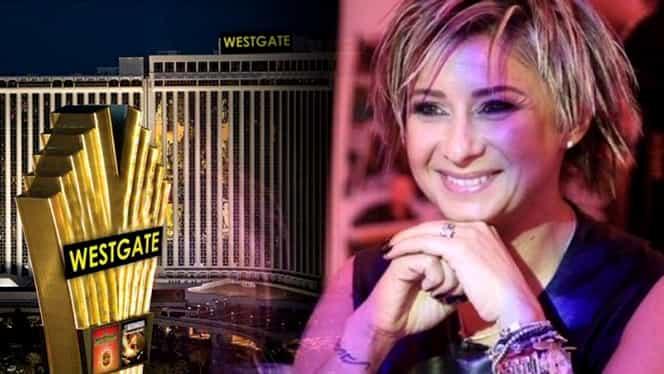 FOTO / Prodanca, MEGA lovitură dată în Las Vegas! 3.000 de oameni au aplaudat-o la scenă deschisă!