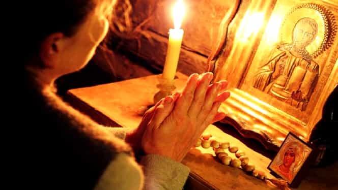 Rugăciunea pe care e bine să o spui sâmbăta pentru împăcarea cu Dumnezeu și iertarea păcatelor