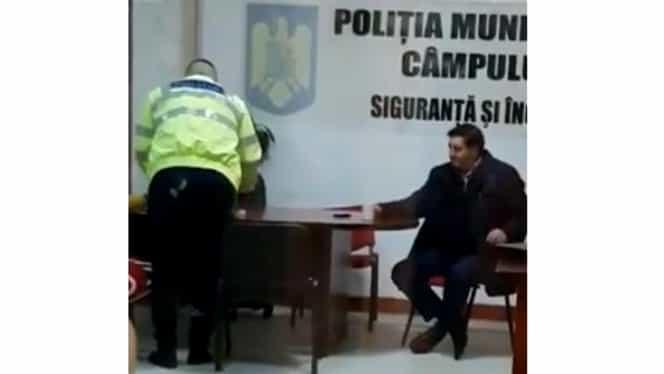 Liviu Târoiu, primarul din Câmpulung, a rămas fără permis de conducere! Edilul s-a urcat băut la volan
