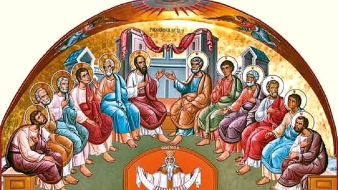 Rugăciunea care se rosteşte de Rusalii şi ajută la îndeplinirea dorinţelor! Se spune către Duhul Sfânt