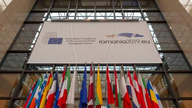 Câți bani cheltuie România cu președinția Consiliului Uniunii Europene