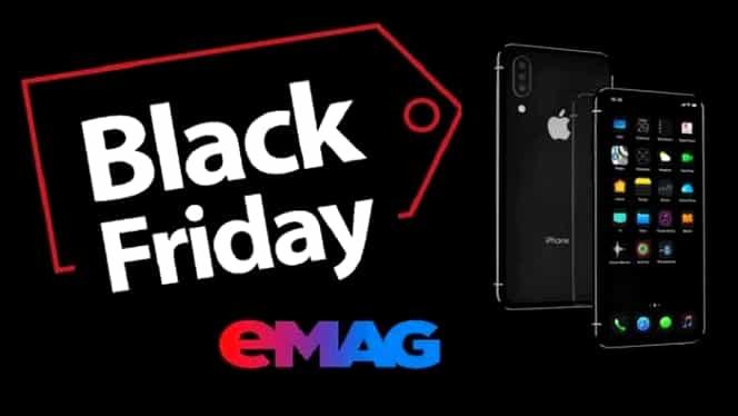 Catalog eMag de Black Friday. Vezi toate produsele reduse