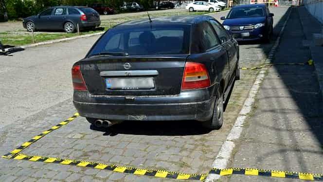 Au furat mașina cu alimente pentru pomană! Ce s-a întâmplat cu doi tineri din Botoșani