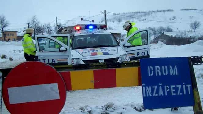 Zăpada a închis două şcoli din judeţul Iaşi. Ninsorile continuă!