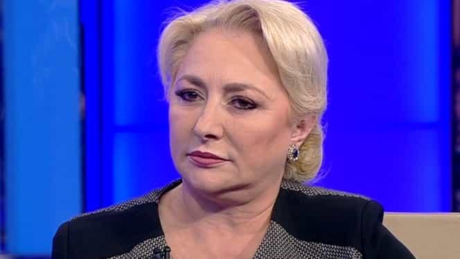 """Viorica Dăncilă, explicație halucinantă pentru faptul că nu vorbește în engleză! """"Haideți să fim mândri că suntem români"""""""