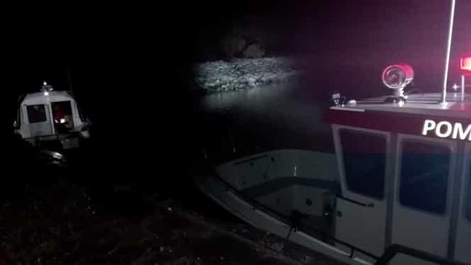 Accident pe Dunăre, la mila 43! Un navă cargo a intrat într-un vapor de croazieră. Cinci persoane rănite