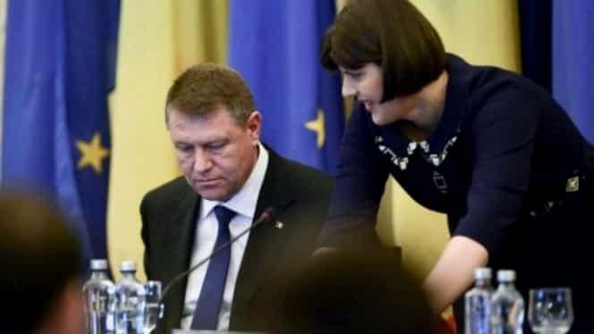 Laura Codruța Kovesi, eliberată din funcția de procuror DIICOT! Klaus Iohannis a semnat decretul