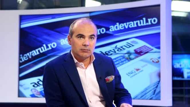 Cine va prezenta Jocuri de Putere în locul lui Rareș Bogdan, la Realitatea TV