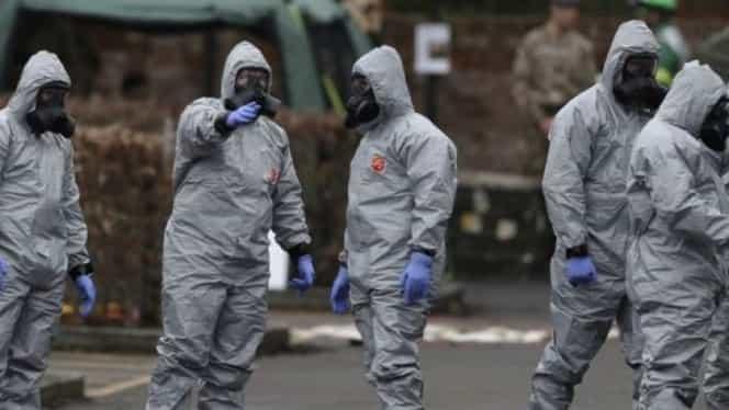 Un nou caz de otrăvire în marea Britanie! Substanța, aceeași folosită asupra spionului rus Serghei Skripal