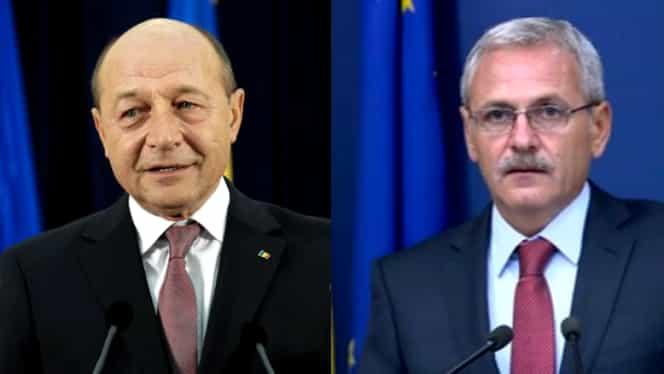 """Traian Băsescu, mesaj ironic la adresa lui Liviu Dragnea: """"Daddy Vitamină s-a săturat de viața lui amară"""""""