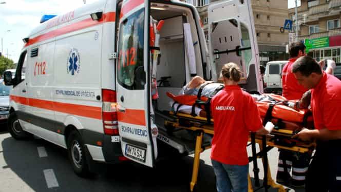 La un pas de tragedie! 17 elevi din Brăila au ajuns la spital după ce au băut apă cu antigel