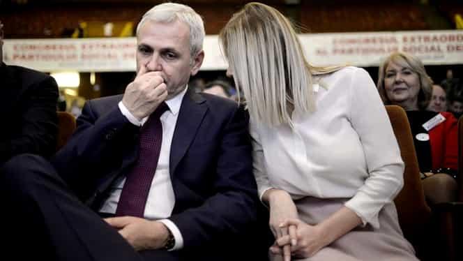"""Cum s-a """"răzbunat"""" Liviu Dragnea, după ce iubita lui a fost fotografiată alături de alt social-democrat! Imagini noi!"""