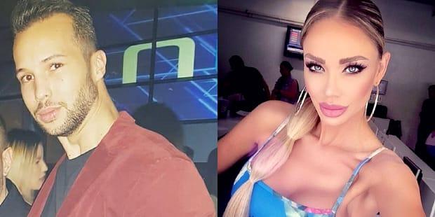 Bianca Drăgușanu, fotografiată alături de un bărbat celebru, în toiul nopții! Totul, după despărțirea de Tate