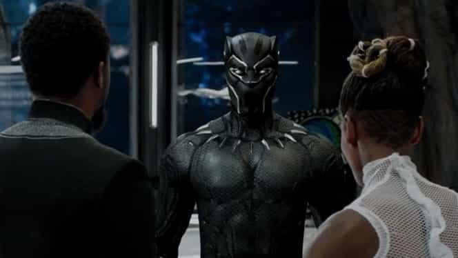 """""""Black Panther"""", cel mai aşteptat film din istoria Marvel, încasări de peste 81 de milioane de dolari în ziua lansării"""